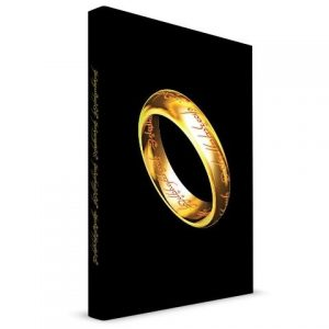 Le Seigneur des Anneaux cahier lumineux XL Anneau Unique