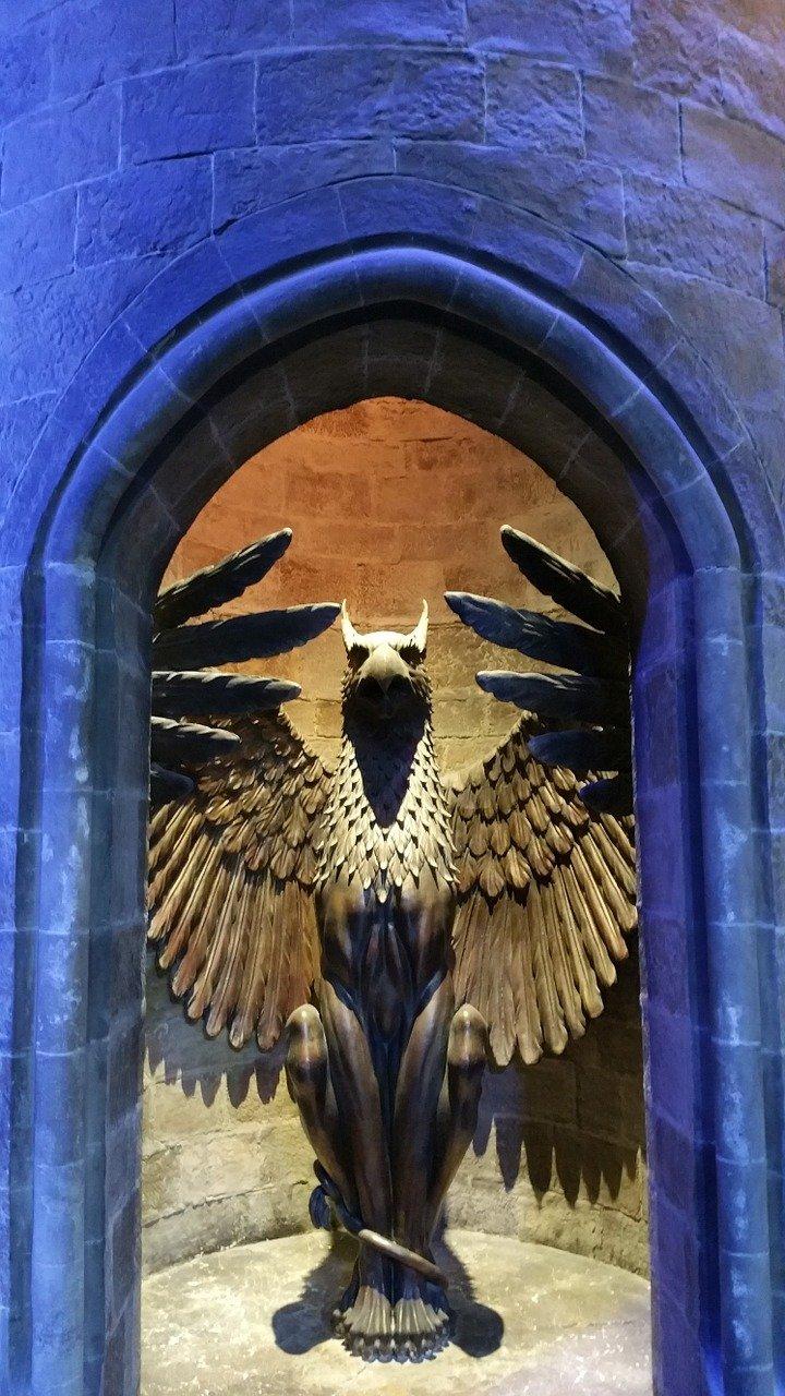 Porte salle sur demande les soeurs weasley